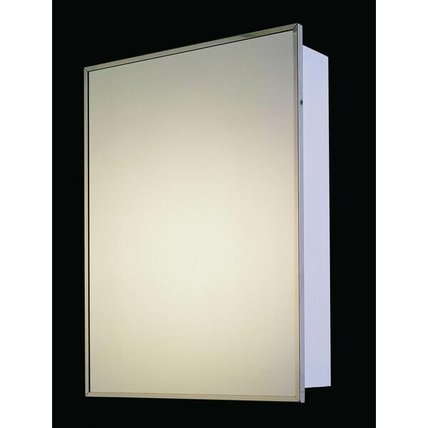 Scottville 16 x 22 Surface Mount Medicine Cabinet by Winston Porter