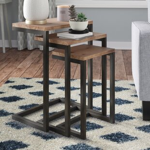Ordinaire Cetus 3 Piece Nesting Tables