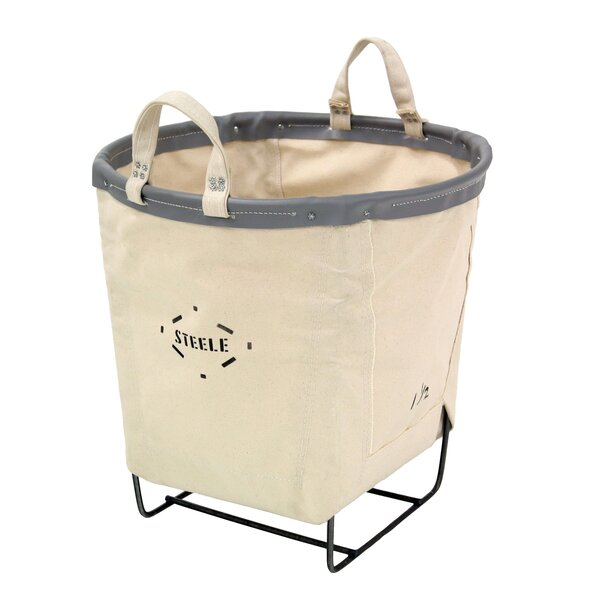 Round Carry Basket by Steele Canvas