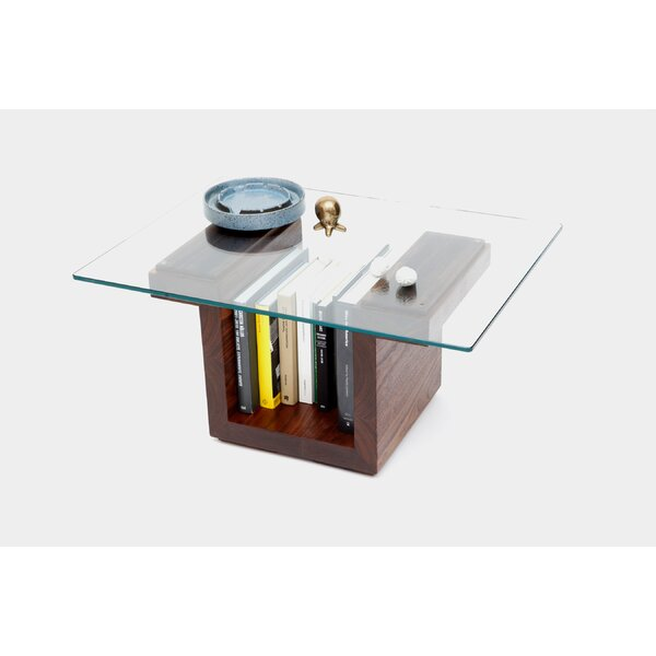 Sqg Coffee Table with Tray Top by ARTLESS ARTLESS