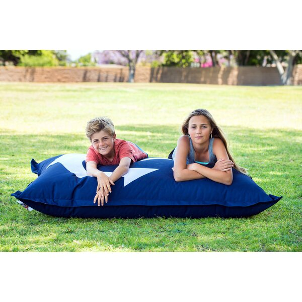 Nautical Anchor Bean Bag Lounger by HRH Designs