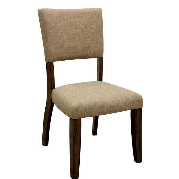 Cecere Upholstered Dining Chair (Set of 2) by Loon Peak
