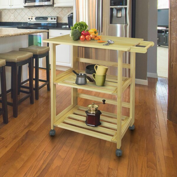 Hession Kitchen Cart by Symple Stuff