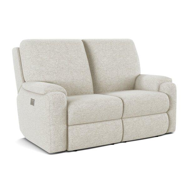 Podrick Reclining Loveseat By Wayfair Custom Upholstery™