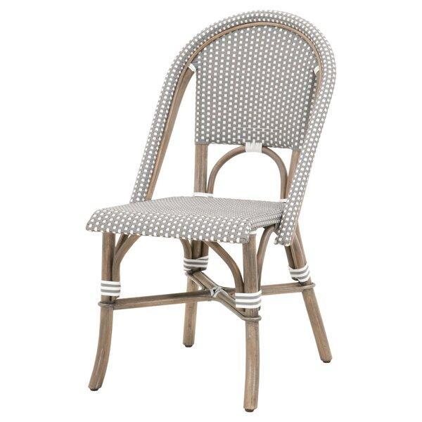 Karla Slat Back Side Chair (Set of 2) by Ophelia & Co. Ophelia & Co.