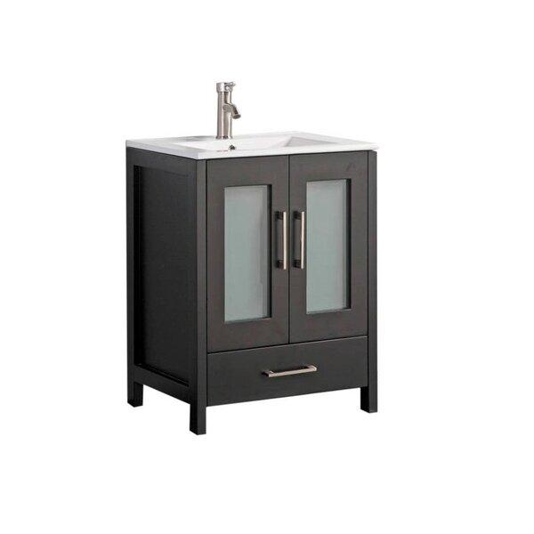 Larrick 24 Single Bathroom Vanity by Latitude Run