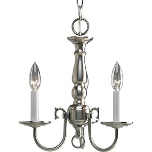 Bargain Doyle 3-Light Candle Style Chandelier By Alcott Hill