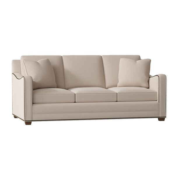 Porter Undulated Arm Sofa By Gabby