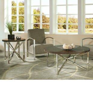 Find a Calista 2 Piece Coffee Table Set ByAllan Copley Designs