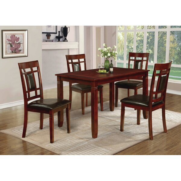 Patrick 5 Piece Dining Set by Darby Home Co