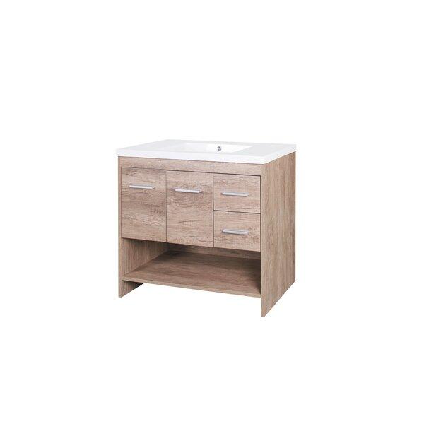 Kirby 36 Single Bathroom Vanity Set by Union RusticKirby 36 Single Bathroom Vanity Set by Union Rustic
