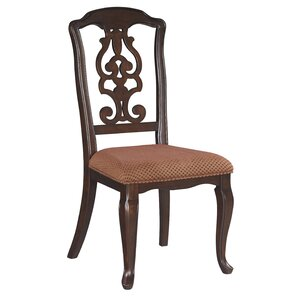 High Back Fabric Dining Chairs Wayfair - High back dining chairs
