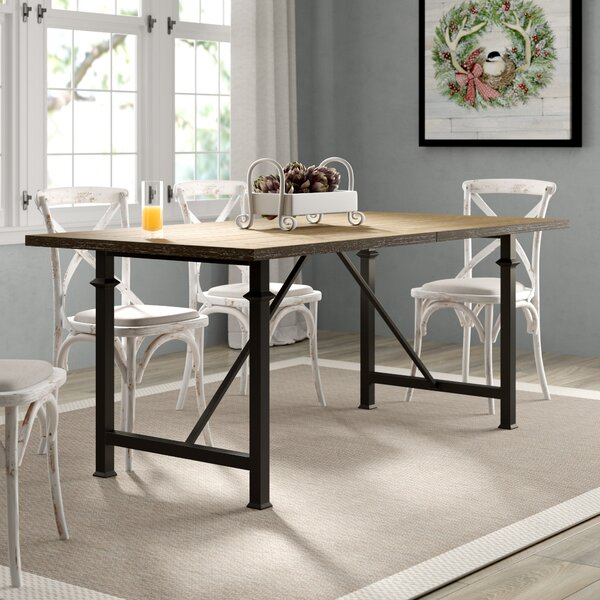 Remy Dining Table by Laurel Foundry Modern Farmhouse