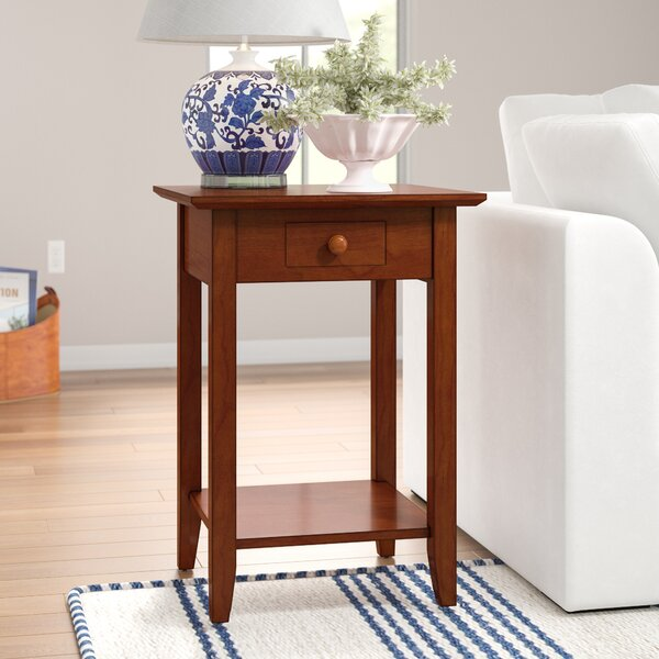 Inman End Table By Three Posts