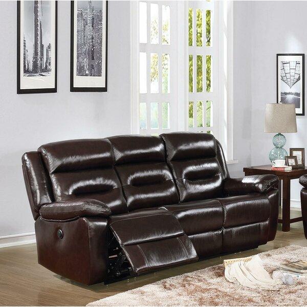 Scottie Reclining Sofa by Red Barrel Studio