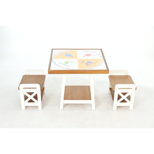 13 Classroom Table Stool by Happy Child Furniture