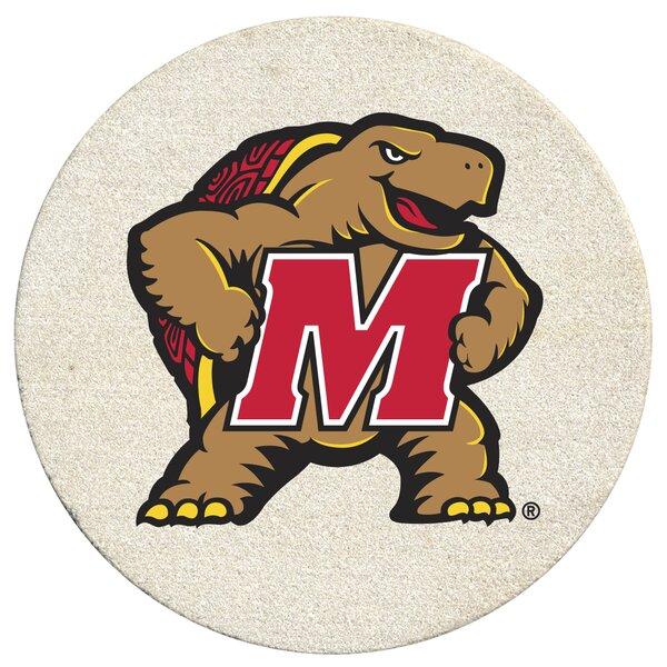 University of Maryland Collegiate Coaster (Set of 4) by Thirstystone