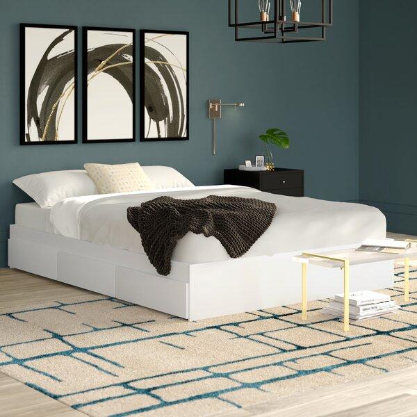 Massie Storage Platform Bed by Mercury Row