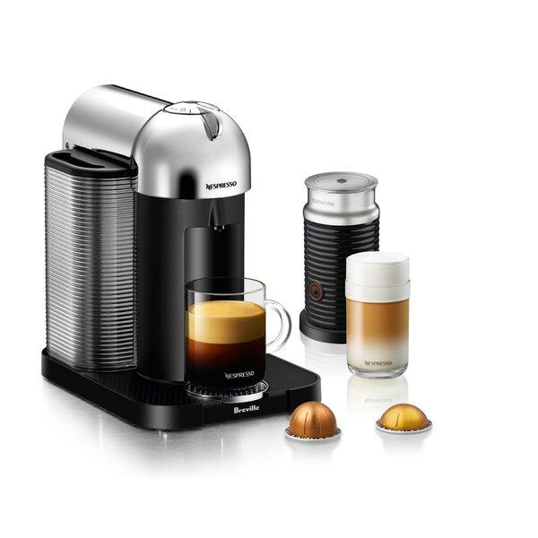 BrevilleNespresso VertuoPlus Bundle Pod Espresso Machine by Nespresso