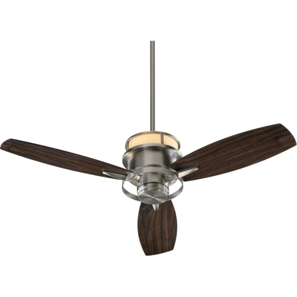 54 Bristol 3-Blade Ceiling Fan by Quorum