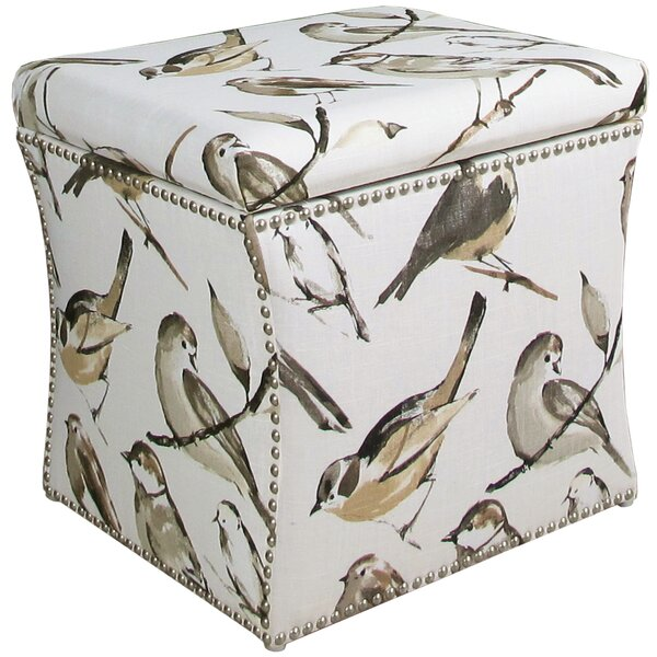 Truluck Storage Ottoman By Darby Home Co