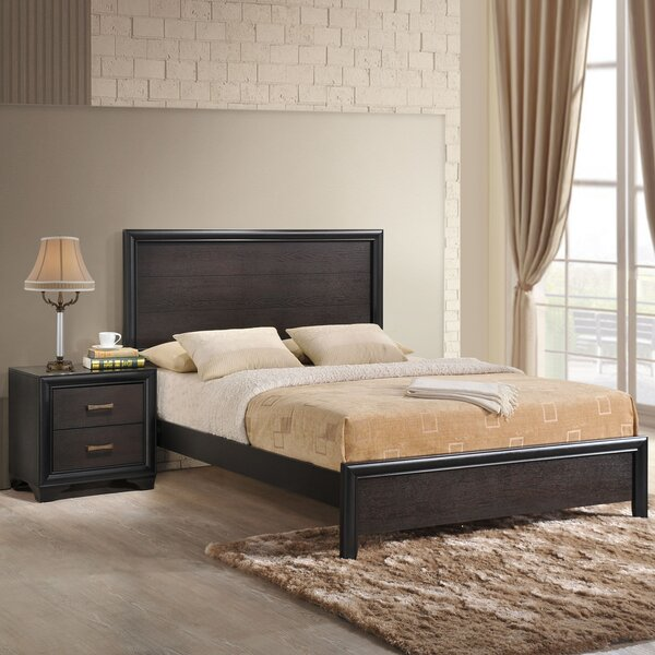 Madison Queen Platform 2 Piece Bedroom Set by Modway