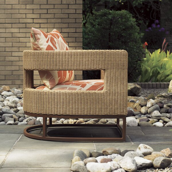Aviano Patio Chair with Cushions by Tommy Bahama Home
