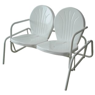 Amerihome Double Seat Glider Chair Buffalo Tools