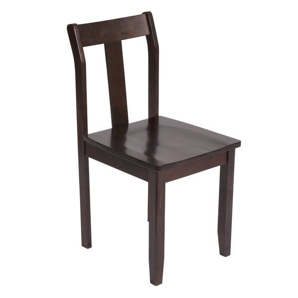 The Bay Shore Solid Wood Dining Chair (Set of 2) by Wildon Home ®