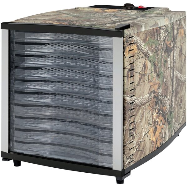10 Tray Food Dehydrator by Realtree Bedding