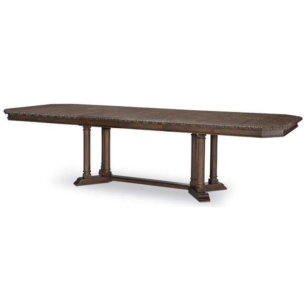 Pedestal Drop Leaf Dining Table by Rachael Ray Home Rachael Ray Home