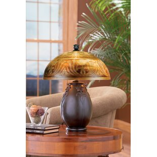 Price comparison James 18 Table Lamp By Astoria Grand