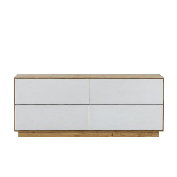 Thomas Bina Sands 4 Drawer Dresser by Sonder Living