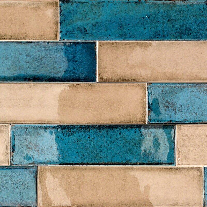 Ivy Hill Tile Moze 3 X 12 Ceramic