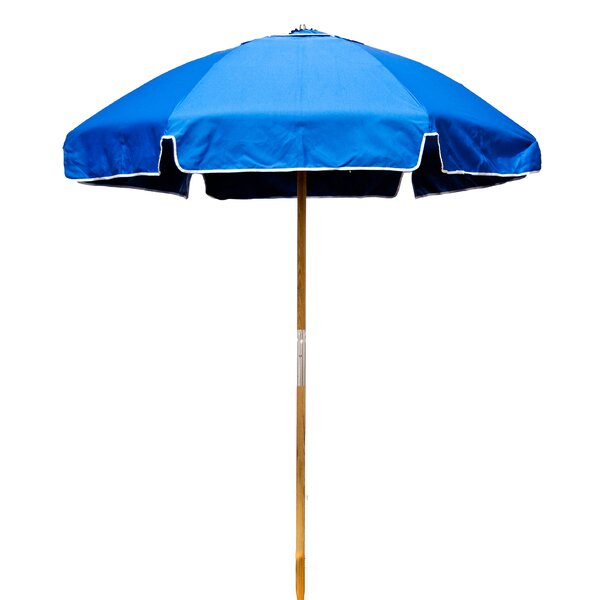 6.5' Beach Umbrella by Frankford Umbrellas Frankford Umbrellas