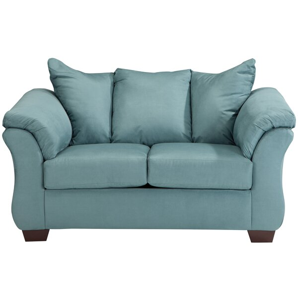 Stay On Trend This Bemis Loveseat by Winston Porter by Winston Porter
