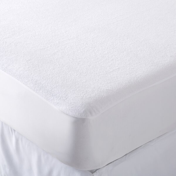 Serafina Hypoallergenic Waterproof Mattress Protector by Alwyn Home