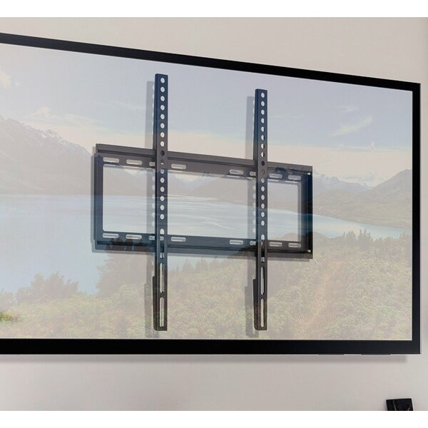 Fixed Universal Wall Mount for 32-50 Flat Panel Screen by Bitcom Technologies