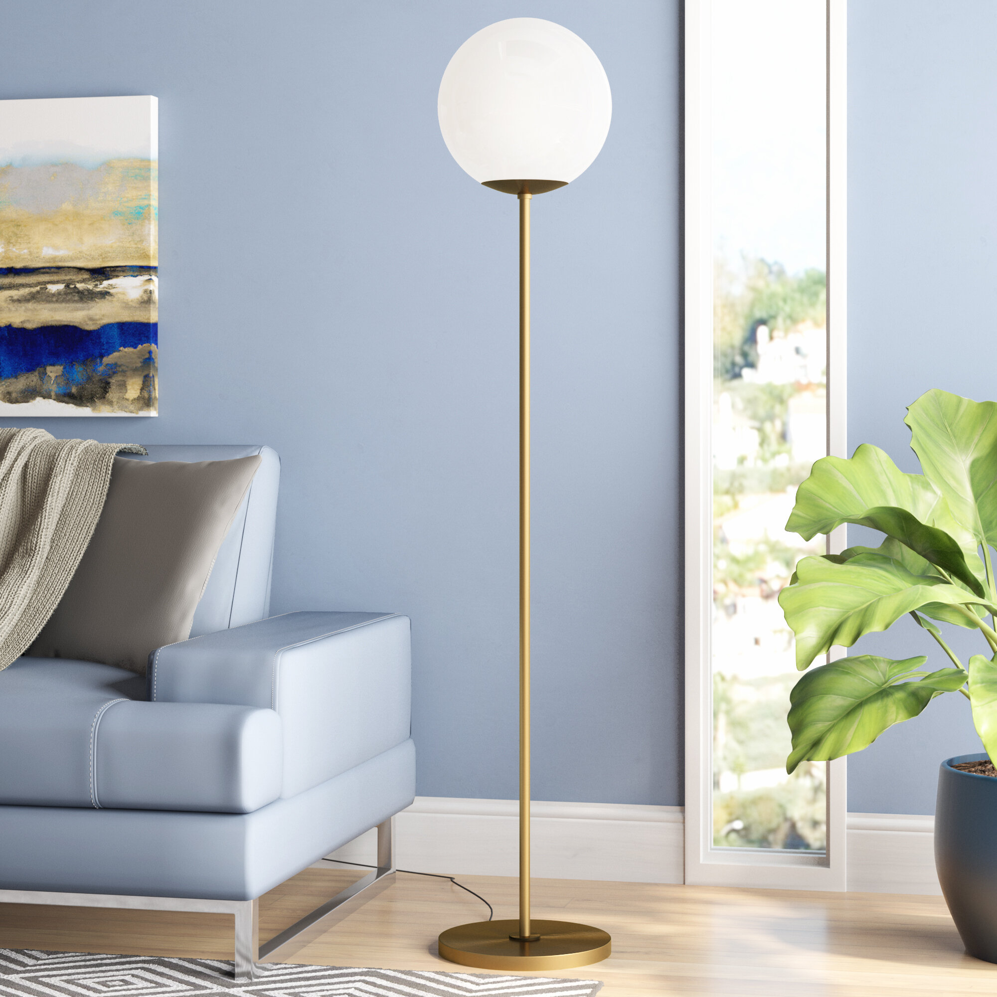 half off 59786 47571 Floor Lamps You'll Love in 2019 | Wayfair