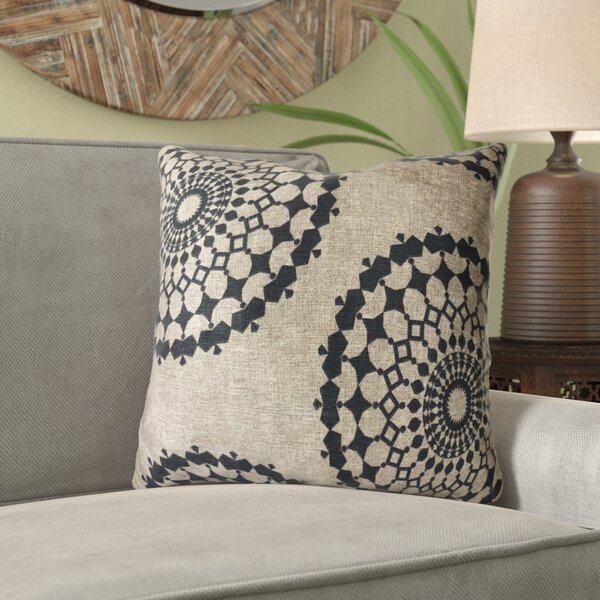 Alexandrea Luxury Pillow by Bloomsbury Market