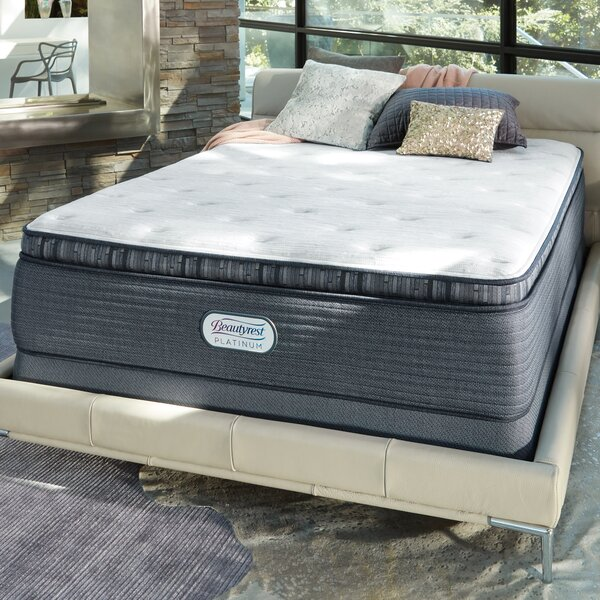 Beautyrest Platinum 15 Plush Pillow Top Innerspring Mattress by Simmons Beautyrest