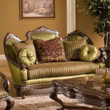 Cool Collection Clift Loveseat by Fleur De Lis Living by Fleur De Lis Living