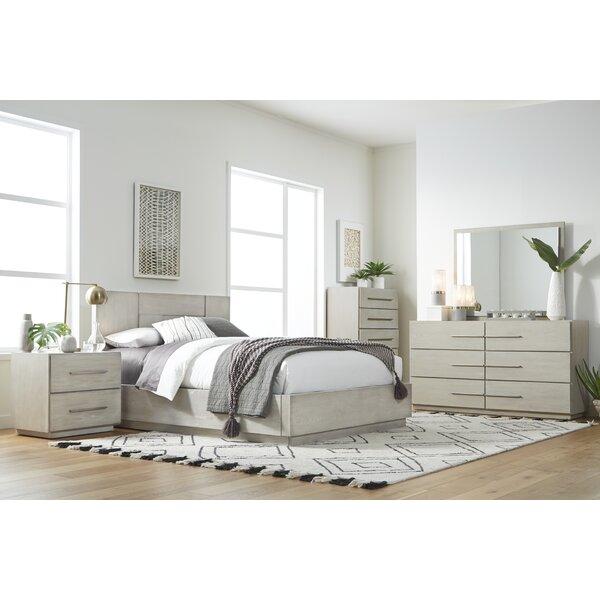 Monatuk Platform Configurable Bedroom Set by Wrought Studio
