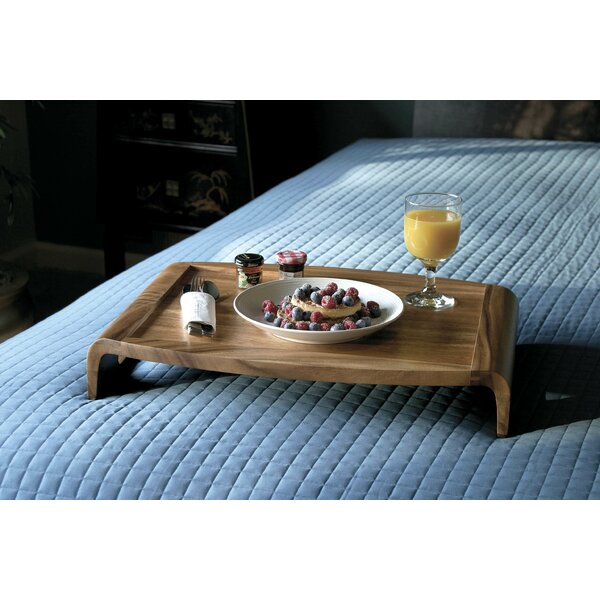 Acacia Reversible Serving Tray by Lipper International