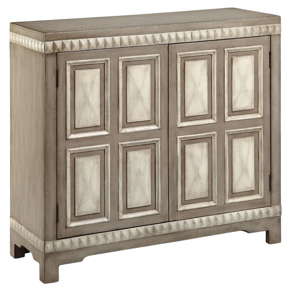 Tucker 2 Door Accent Cabinet by Stein World