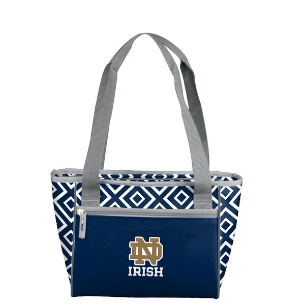 16 Can NCAA DD Picnic Tote Cooler by Logo Brands
