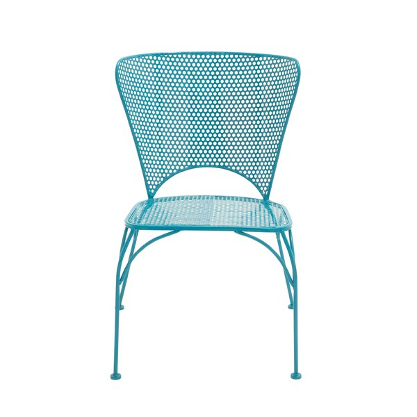 Stacking Patio Dining Chair by Cole & Grey