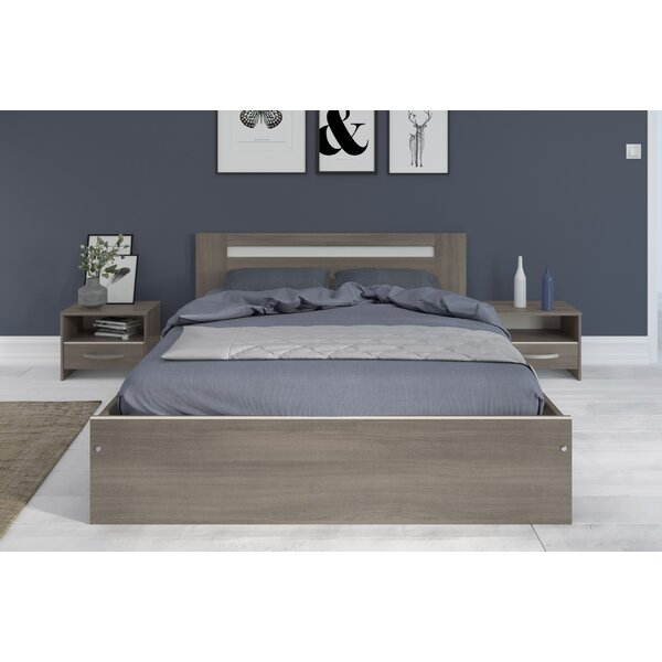 Spraggins Platform Bed by Orren Ellis