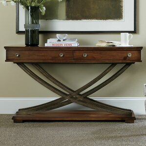 Hooker Furniture Palisade Console Table Image