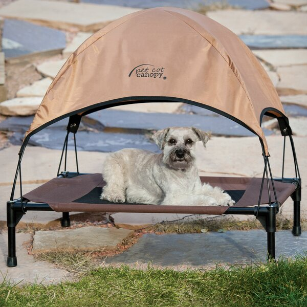 Pet Cot Canopy Bed Accessory by K&H Manufacturing